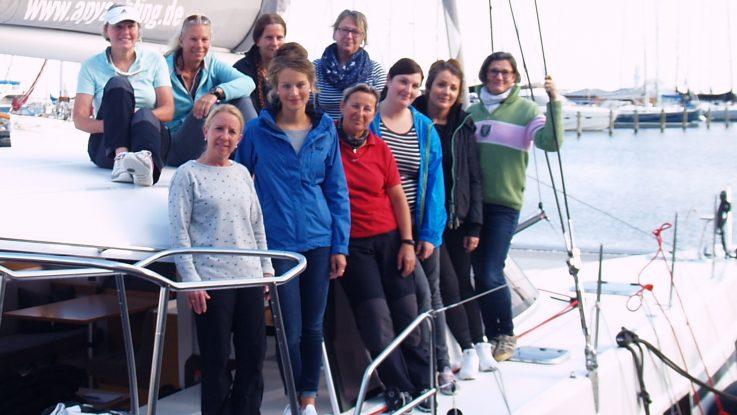 Kat-Training für Frauen